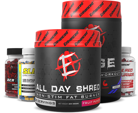"""""""Get Shredded"""" Lean Muscle Stack"""
